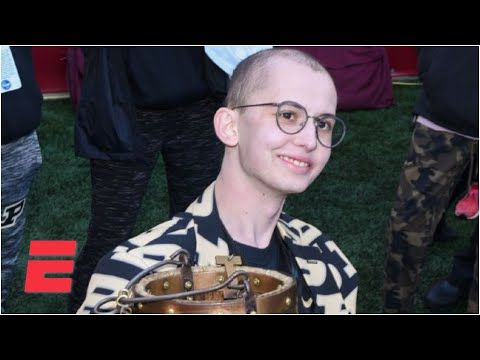 Tony & Dwight Blog (58587) - Purdue Fan And Inspiration Tyler Trent Dies At 20
