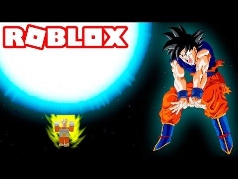 Roblox → GENKI DAMA no DRAGON BALL BRASILEIRO !! - DRAGON BALL XENOVERSE BR #7 🎮