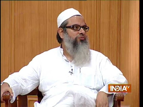 What is Fatwa & Who Issues, Mualana Madni Explains Fact in Aap ki Adalat | India Tv