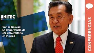 Conferencia Carlos Kasuga - UNITEC thumbnail