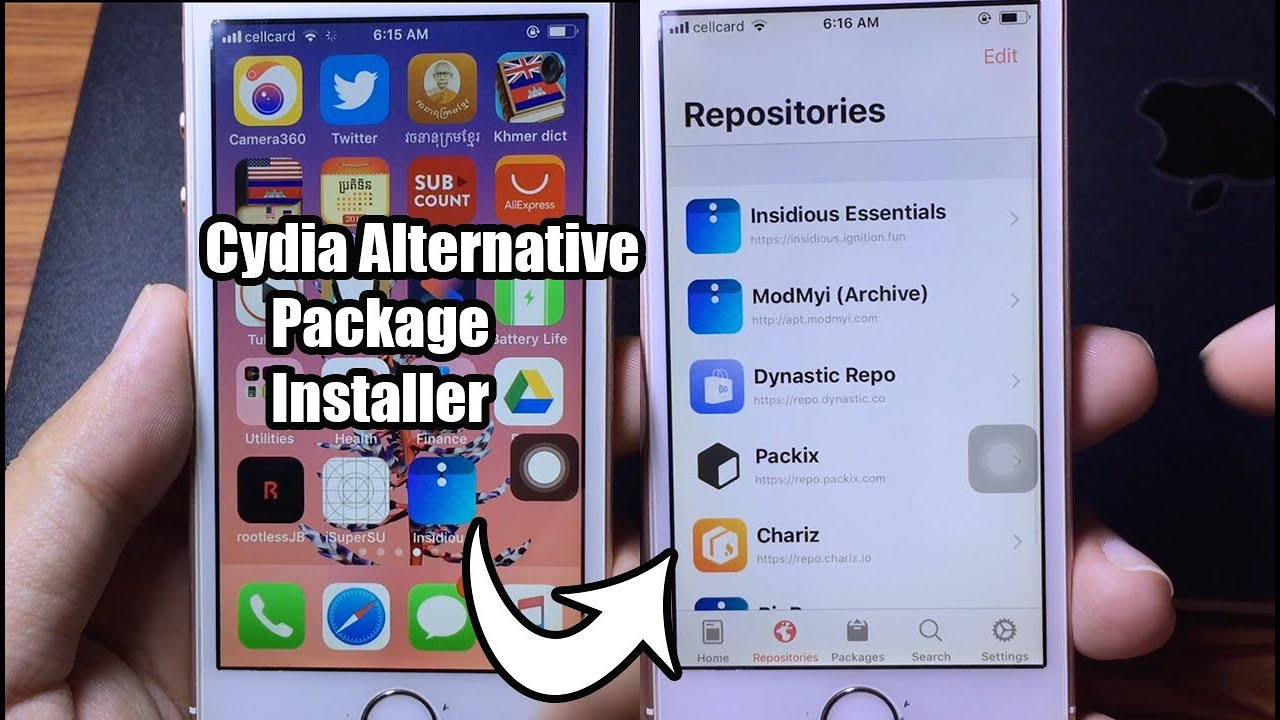 *NEW* Insidious Beta Released For iOS 12-12 1 2 (Tweak Installer)