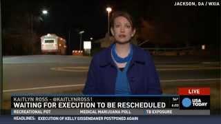 Georgia mom's execution again postponed last-minute