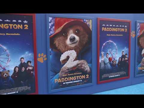 Paddington 2 La Premiere - Red Carpet (official video)