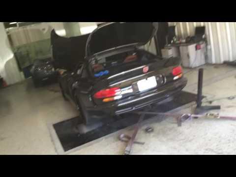 2000 Viper GTS Roe Racing Dyno Pull