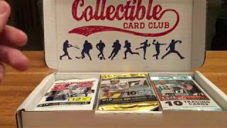 Collectible Card Club - March