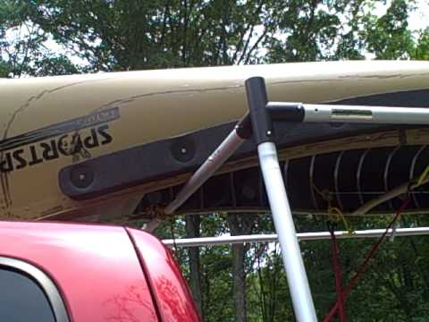 Nice Rack Canoe And Kayak Rack The Mirage Truck Rack My