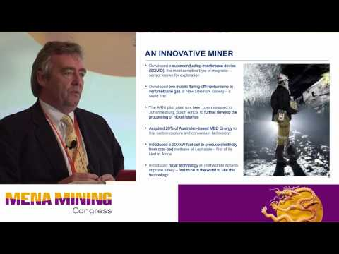 Anglo American's Secrets to Mining Success