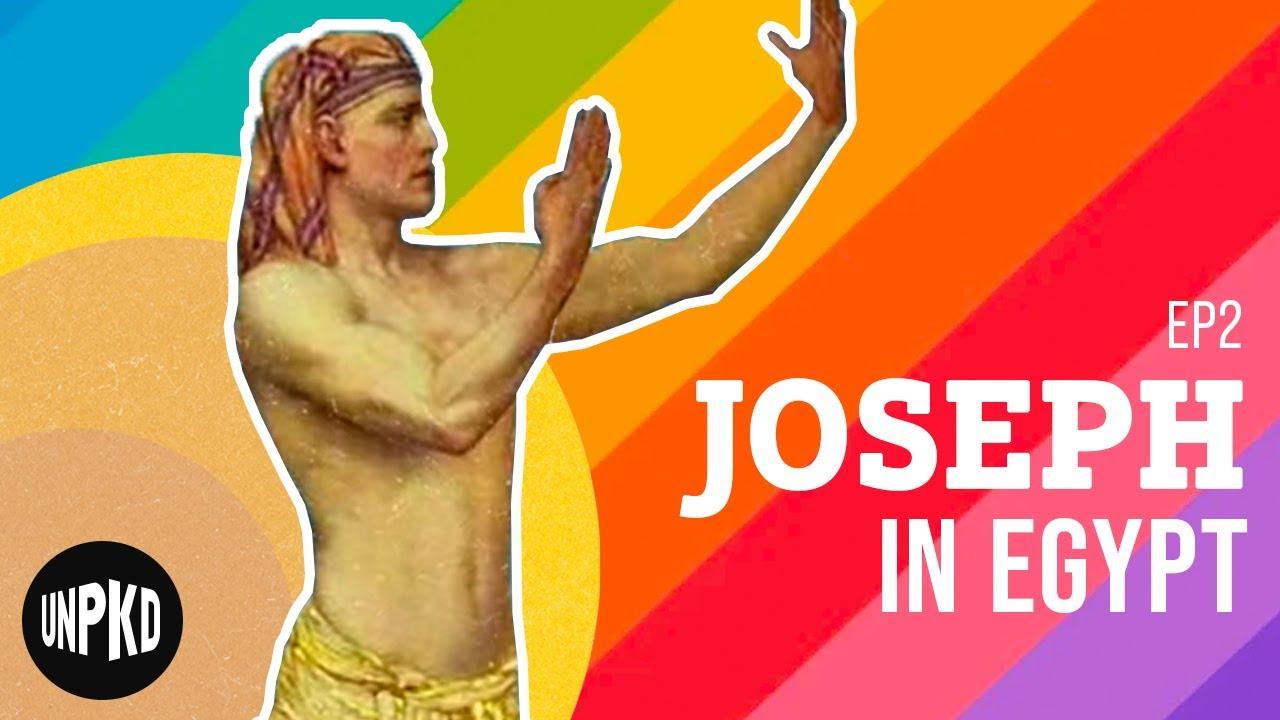 Joseph in Egypt | The Jewish Story Explained #2
