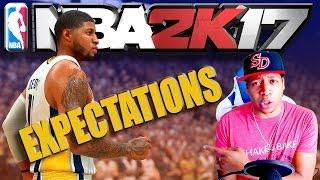 NBA 2K17 Expectations / MyHOUSE? - NBA 2K16 MyPark 3v3 Gameplay