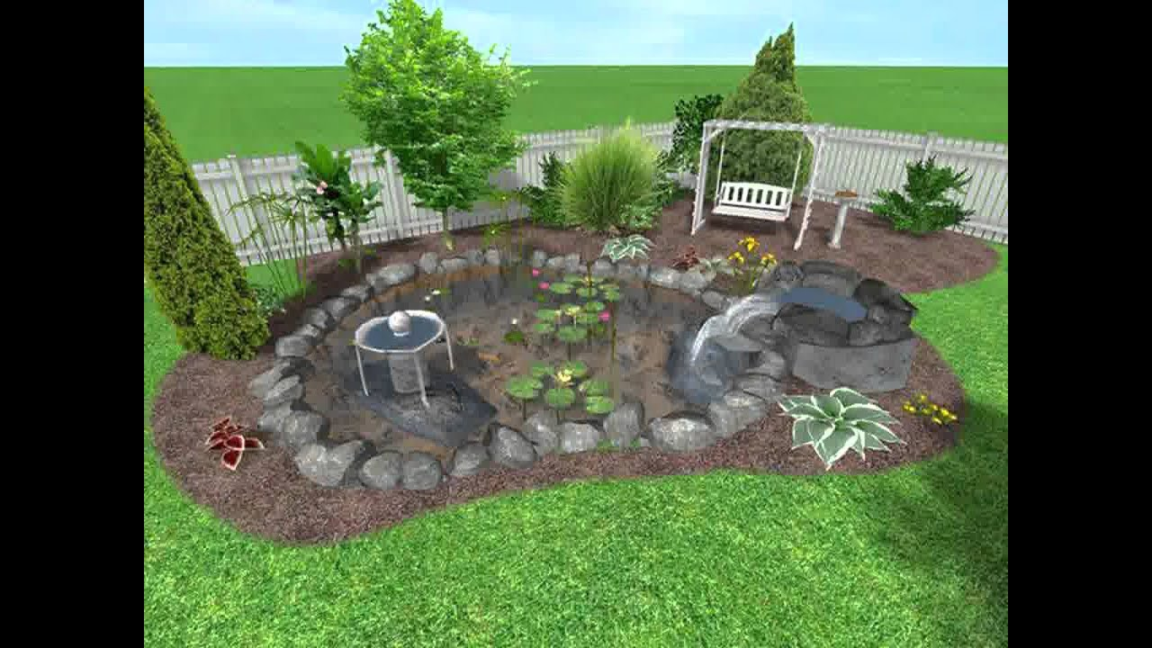 Small Home Garden Landscape Design Ideas