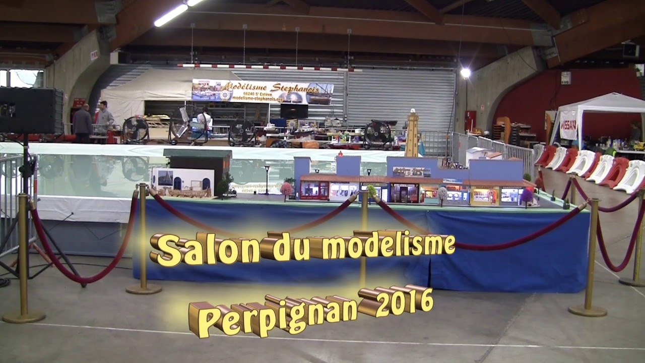 salon modele reduit paris 2016