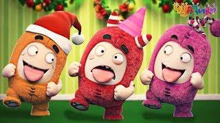 Чуддики | Новогодняя Вечеринка | Смешные мультики для детей