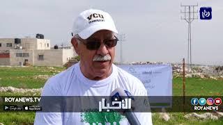 حملة لزراعة ألف شجرة في قرية جبعة شمال القدس