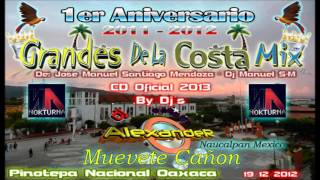 8.- Alexander Perez DJ - CD 2012 - 1er Aniversario Grandes de la Costa Mix