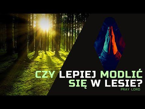 bEZ sLOGANU2 (413) Lepiej mi się modli w lesie niż w kościele