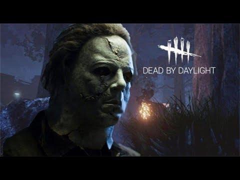 Играю в Dead By Daylight (Майкл Майерс)