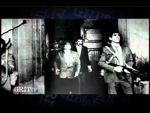 GRITtv: Ken Bowser: Phil Ochs, Victor Jara, and Chile
