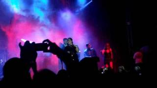 Olga Tanon   Aruba -  Medley Boogaloo/Mr.Trumpet Man/Pata Pata/Push Push Push.