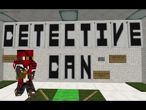 Detective Dan 2 - Adventure Map Walkthrough