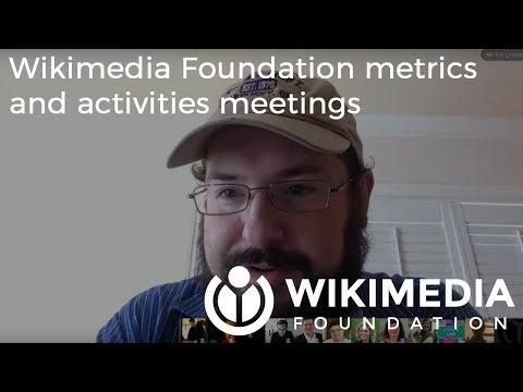 Wikimedia Foundation metrics and activities meeting - September 2017