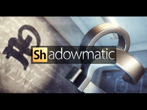 Shadowmatic - Gameplay Walkthrough Level 1-7 iOS