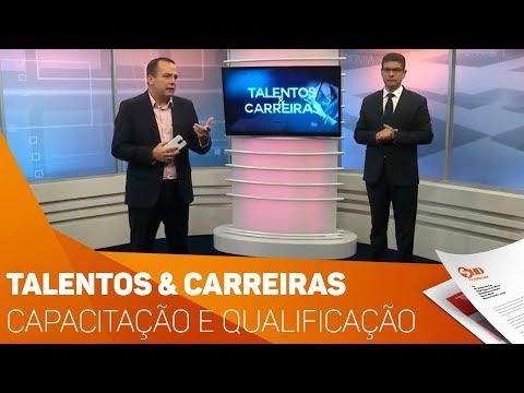 Talentos e Carreiras: Capacitação e qualificação - TV SOROCABA/SBT