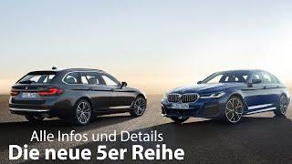 Die neue BMW 5er Familie: Alle Infos zum G30 LCI / G31 LCI [4K] - Autophorie