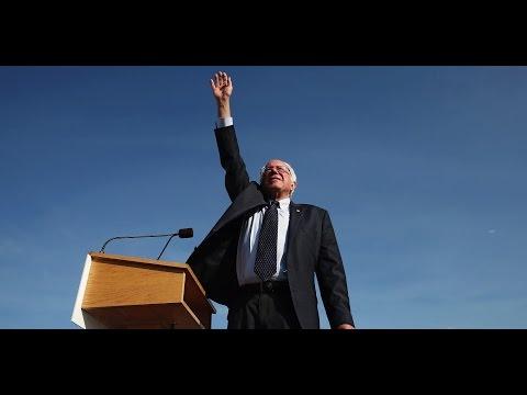 Bernie Sanders Officially Kicks Off His 2016 Presidential Campaign