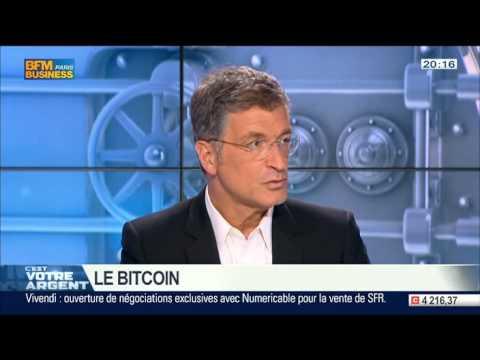 """Le Bitcoin dans """"C'est votre argent"""" sur BFM Business - Présenté par Marc Fiorentino - 14/03/2014"""