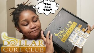 Maintain By. Dollar Curl Club 3 Week Review