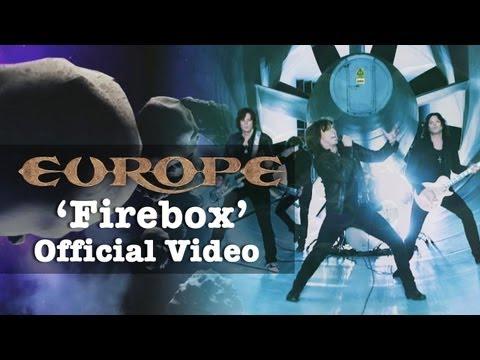 "EUROPE ""FIREBOX"" Official Music Video (HD) from Bag Of Bones"