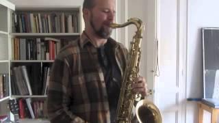 Invitation solo more than big my take on invitation jazz standard saxophone solo stopboris Gallery