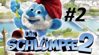 Let's Play Die Schlümpfe 2 German Part 2 - [Full-HD][The Smurfs 2 Walkthrough][Deutsch]