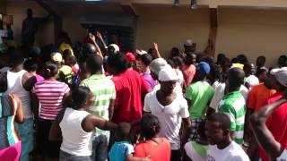 haitianos esperando la resurreccin de un brujo en punta cana bvaro