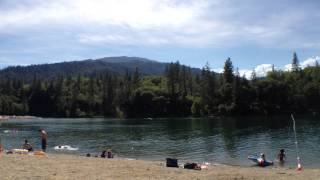 Brandy Creek - Whiskeytown Lake - Have A Look Around - Redding CA - 360 Degree Panoramic Video