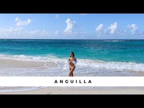 Anguilla, The Most Beautiful Island in The Caribbean