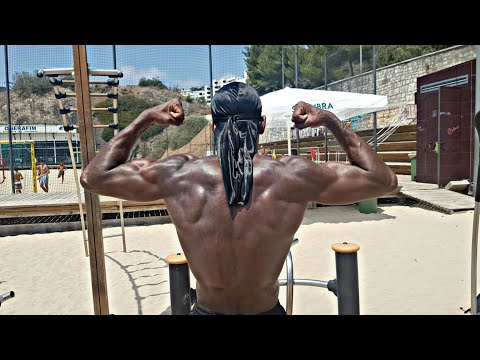 STREET WORKOUT GHETTO SOLDIER (Squad Pka)
