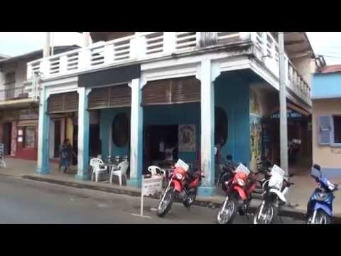 Madagascar, Diego Suarez, la Baie, la Ville coloniale