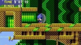 """Sonic CD - """"I"""