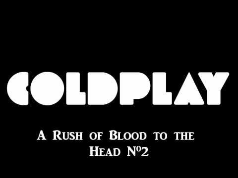 Coldplay - A Rush of Blood to the Head Nº2