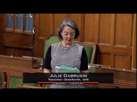 Presenting Petition on GMO Labelling