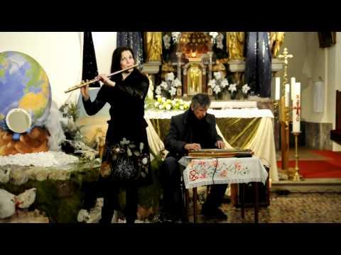 Anja Burnik in Miha Dovžan F. Schubert: Wiegenlied - Uspavanka