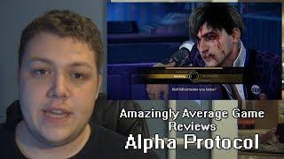 Alpha Protocol Review (Xbox 360)