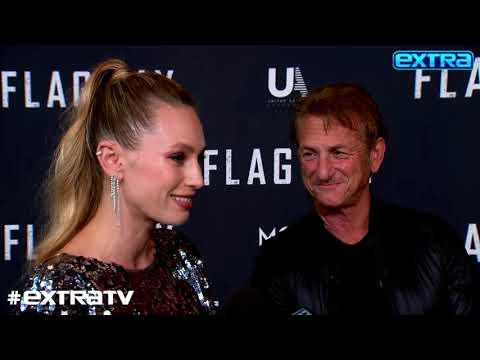 Sean Penn and Dylan Penn Make 'Flag Day' a Family Affair