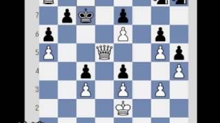 世界最長手数らしいチェス・プロブレムとその答え