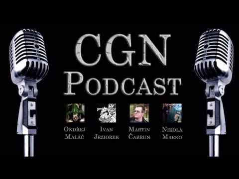 Czech Gaming Nexus - Podcast #1