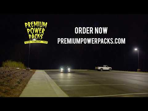 Premium Power Packs - You're Not Alone!
