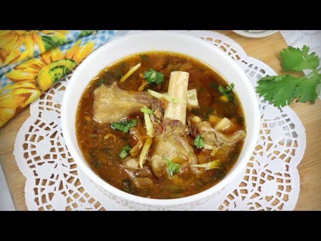 ????? ???? | ?? ??????? | Mutton Paya /Nihari | Mutton Leg Soup | Bangladeshi Style Paya Soup