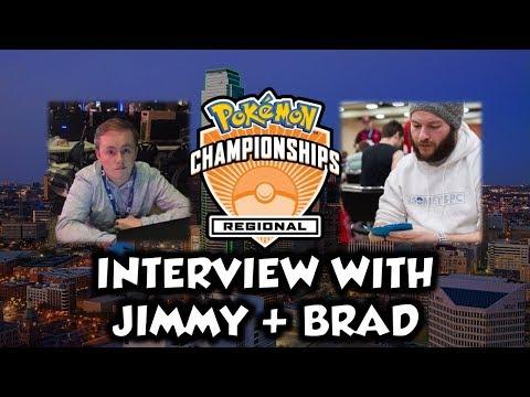Top 8 Dallas Regionals Interview with Jimmy Pendarvis and Brad Curcio | Drampa GX Garbodor Deck List