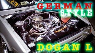 GERMAN STYLE TOFAŞ DOĞAN L   KROM MOTOR   NASIL MODİFİYE EDİLDİ?